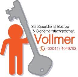 Schlüsseldienst Bottrop Vollmer